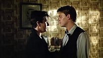 Gary Oldman and Alfred Molina gay scenes from movie Prick Up Your Ears   gaylavida.com