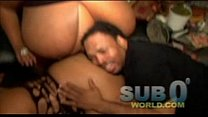 MR.CUNNLINGUS SUB 0 DVD EATING  COTTON CANDI & EVA AND WILDIN OUT FULL SCENE