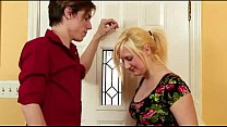 Fifi Foxx fucks her brother Aiden Valentine tha...