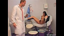 Cindy loves to visit her gynaecologist