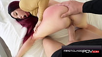 Ahegao Face And Tight Cunt Stretching With Kenz...