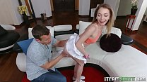 Angel Smalls gets a fat cock up her tight ass Preview