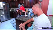 (Diamond Foxxx) Housewife With Big Juggs Love Intercorse On Camera Clip-09's Thumb