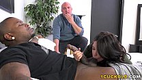 Ava Dalush takes a black cock - Cuckold Sessions Preview