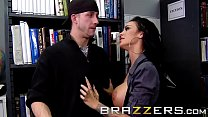 Big Tits at School - (Angelina Valentine, Chris Strokes) - Inked girl loves cock - Brazzers