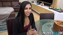 PropertySex - Hot real estate agent cheats on boyfriend to land real estate deal thumbnail