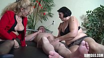 fat german whore gets fucked in threesome - kising video download thumbnail