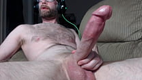 Crown knight playing put on cam and showing off until he enjoys