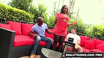 RealityKings - Round and Brown - Justin Layla Monroe Preston Pa - Double Up Layla [리얼리티 킹 realitykings site]