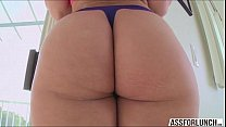 Very nice ass Dani Daniels and her boyfriend performs hardcore sex Preview