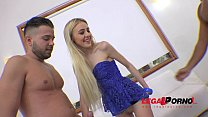 Tiny teen slut Daisy Duke first DP RS183 preview image