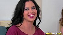 RealityKings - Euro Sex Parties - Cassies Fire