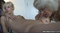 She gets lured into threesome by his parents preview image