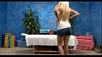 Graceful babe Kari Sweets fondles girlfriend outdoor