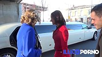 Emma baise en limousine ! FULL video - Illico p... Thumbnail