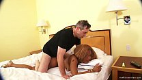 Amateur interracial couple are ready to get freaky