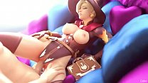 Witchy Mercy On The Couch