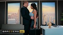 Big Tits at Work - (Autumn Falls, Xander Corvus) - Inside-Her Trading - Brazzers thumbnail