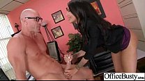 Big Boobs Hot Slut Girl Fucked Hard In Office mov-11 preview image