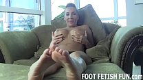 I Will Show Off My Perfect Feet For You