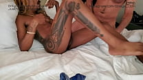 Couple have threesome with Creole vers guy in New Orleans ep 2!