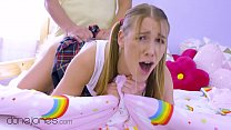 Dane Jones Czech blonde Alexis Crystal sexy school uniform roleplay