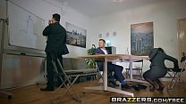 6748 Brazzers - Big Tits at Work - Under The Table Deal scene starring Mea Melone and Freddy Flavas preview