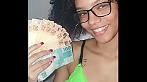 I Will give this money on saturday at swing party in Rio de Janeiro on Jr Doidera´s birthday