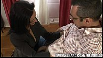 FIT brunette MILF sucks and fucks her boss at work [브라저스 brazzers site]