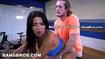 BANGBROS - Curvy Latina Rose Monroe Fucked in Spin Class by Brick Danger صورة