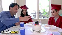 BANGBROS - Juan El Caballo Loco Fucks His Step Sister Jynx Maze On Graduation Day