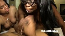 daisyred tiny ebony swallowing bbc banger