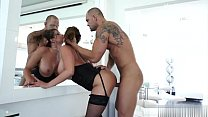 Image: Horny housewife   awesome anal