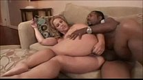Chubby Blonde Analized with BBC Image