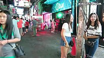Pattaya Street  Hookers And Thai Girls! i Girls!