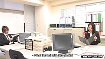 Asian Office Worker Getting Fucked And Thrashed  - 10