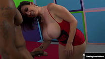 Cougar PAWG Sara Jay Gets A Hung Dude To Fuck Her Mouth N Sweet Pussy!
