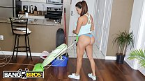 BANGBROS - Busty Latin Maid Julianna Vega Sucks...'s Thumb