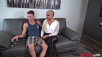 13377 Nude Yoga turns into a Steamy Threesome between Niks Indian and friends preview
