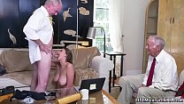 Amateur redhead first anal time Ivy impresses w...