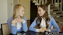 BLACKED Two Teen Girls Share a Huge BBC thumbnail