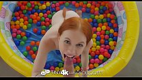 tiny4k-small-breasted-ginger-dolly-little-fucked-after-ball-pit-fun Vorschaubild