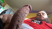 YouTuber Shows His Big Dick On Cam