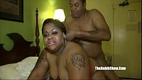 Her tight BBW pussy banged thick freak of nature bbc