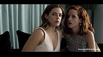 Riley Keough an d Claire Calnan The Girlfriend  The Girlfriend Experience S01E1