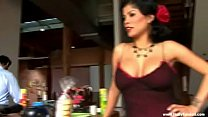 Behind The Scene Alexis Amore