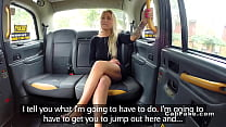 Screenshot Big ass blon de anal banged in fake taxi