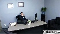 Cute Girl With Big Tits Get Seduced And Banged In Office Movie-06