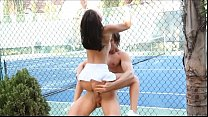 dillion harper tennis