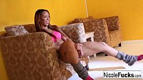 Hot Workout Hotties Play With Each Other Thumbnail